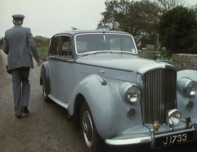 1946 Bentley MK.VI Standard Steel Saloon [B223GT]