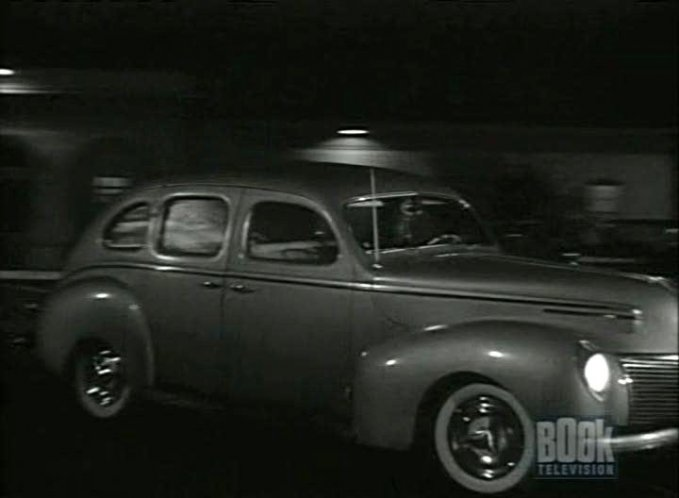 1940 Mercury Eight Town Sedan [09A-73]
