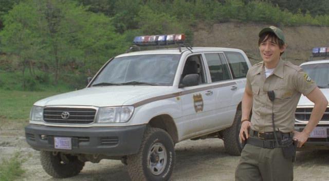 """IMCDb.org: Toyota Land Cruiser [J105] in """"Super Eruption ..."""