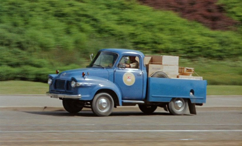 Bedford J0 ½-Ton Pick-up