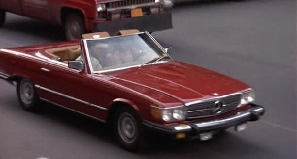 1975 Mercedes-Benz 450 SL [R107]