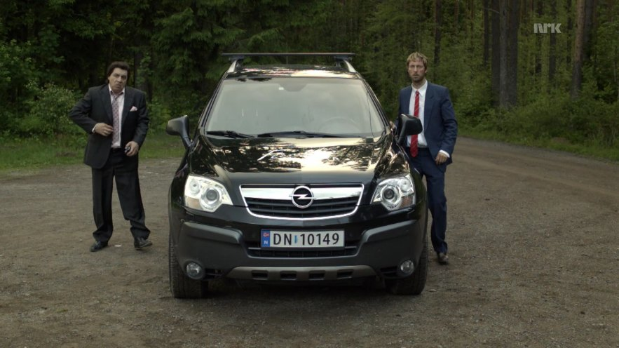 2008 opel antara 2 0 cdti in lilyhammer 2012 2014. Black Bedroom Furniture Sets. Home Design Ideas