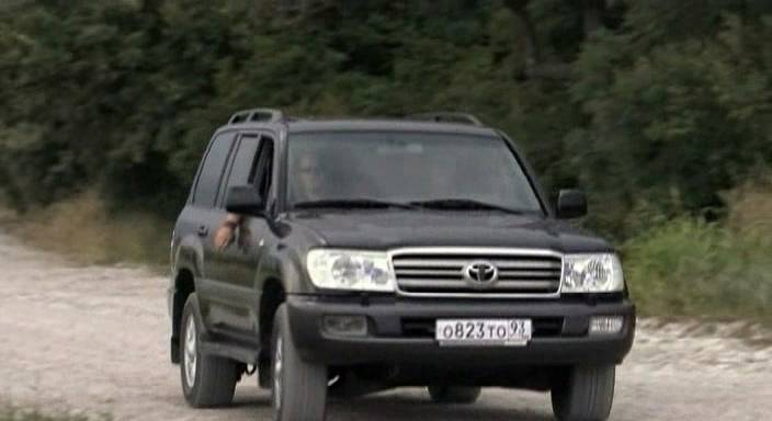 Toyota Land Cruiser [J100]