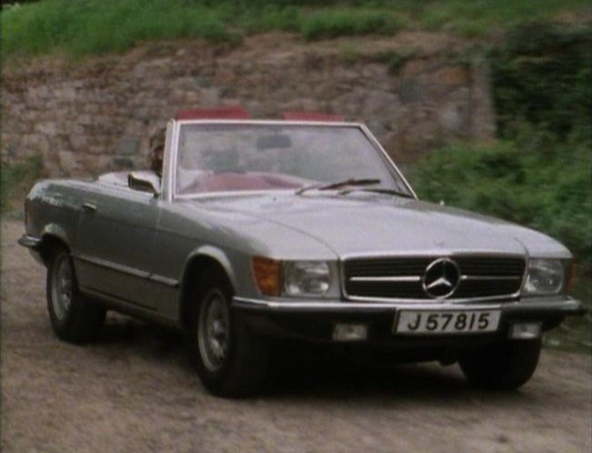 1981 Mercedes-Benz 280 SL [R107]