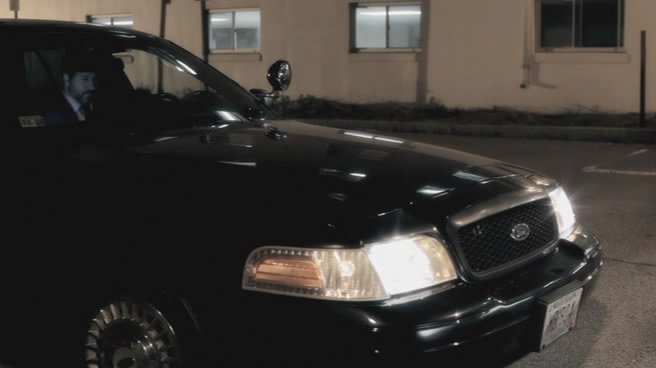 2001 Ford Crown Victoria Police Interceptor [P71]