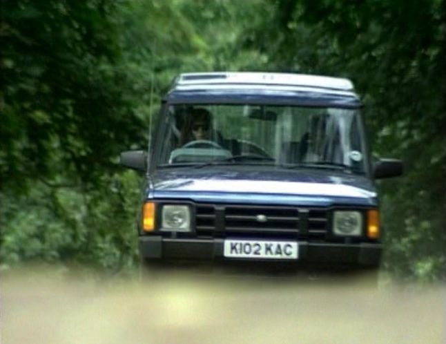 1993 Land-Rover Discovery 2.5 TDi Series I