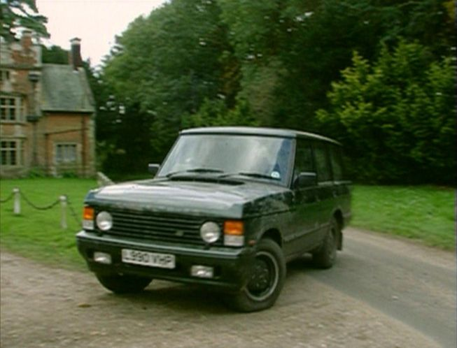 1994 Land-Rover Range Rover 3.9 Vogue SE with TWR 'Brooklands' bodykit Series I