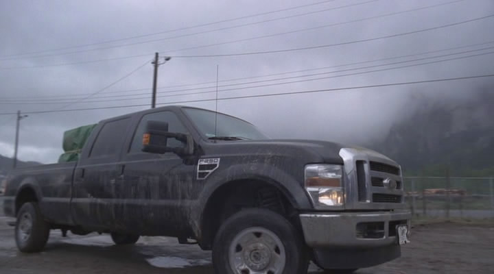 2008 Ford F-250 Super Duty CrewCab XLT
