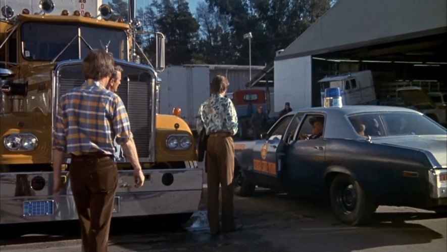 Imcdb Org 1976 Kenworth W 925 In Quot Smokey And The Bandit