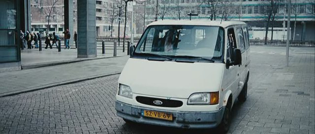 1995 Ford Transit MkIII