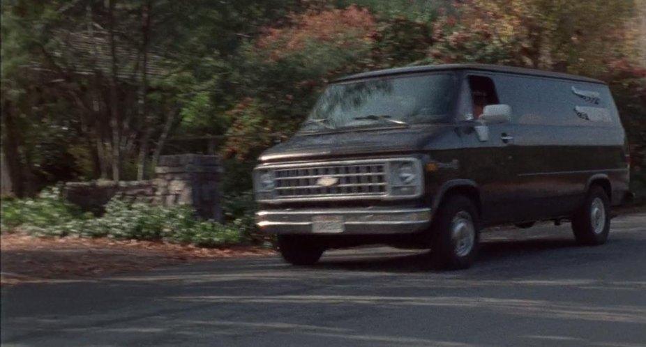 1981 Chevrolet Sport Van Promo Video
