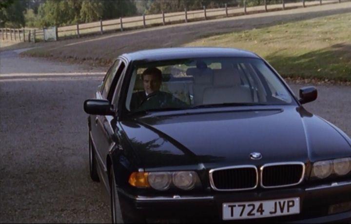 IMCDb.org: 1999 BMW 740i [E38] in \