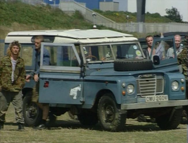 1979 Land-Rover 109'' Series III Station Wagon