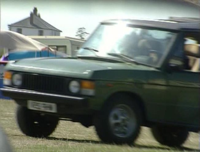 1980 Land-Rover Range Rover Series I