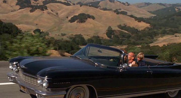 Imcdb 1960 Cadillac Eldorado Biarritz 6467e In Getting Even