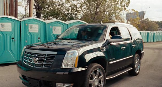 2007 Cadillac Escalade [GMT920]