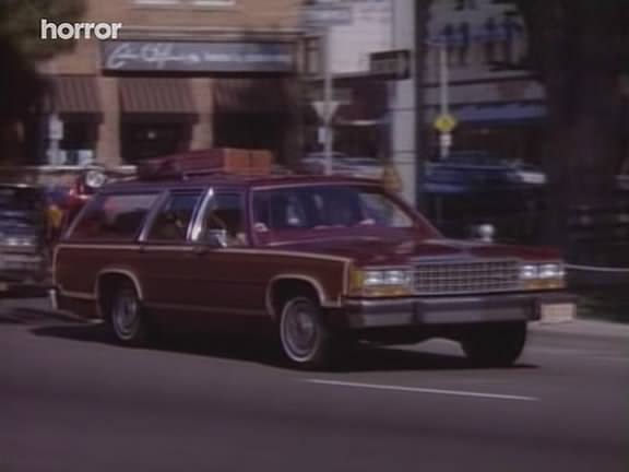 1985 Ford LTD Country Squire