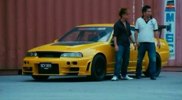 Imcdb Org Nissan Cefiro In Evolusi Kl Drift