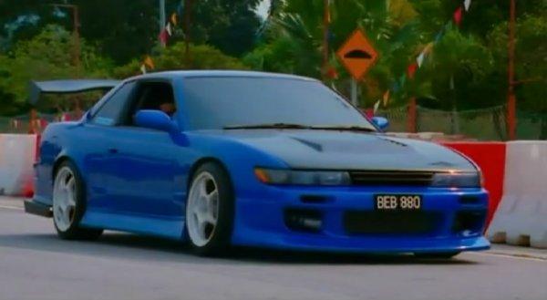 Imcdb Org Nissan Silvia In Evolusi Kl Drift