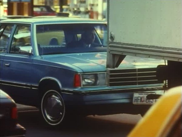 1981 Plymouth Reliant K