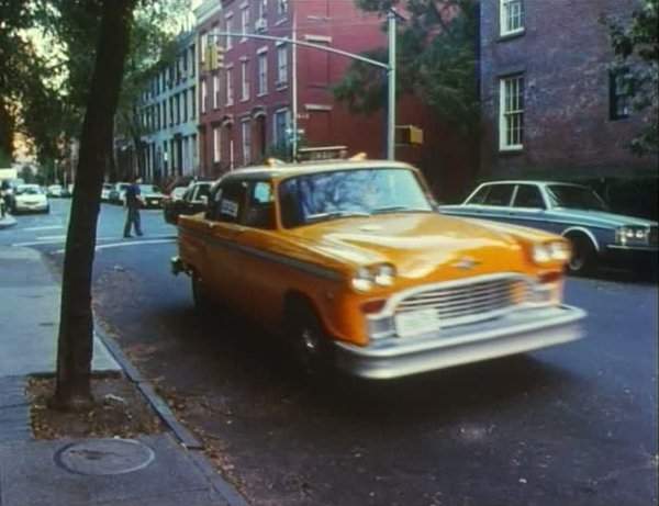 1978 Checker Taxicab [A11]