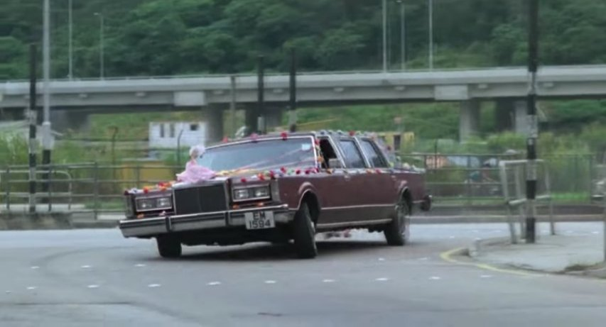 1980 Lincoln Continental Stretched Limousine By A.H.A