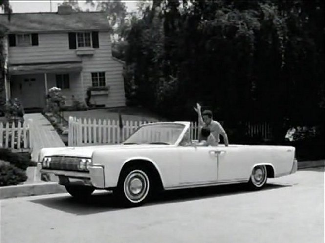 1964 lincoln continental four door convertible. Black Bedroom Furniture Sets. Home Design Ideas