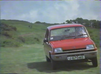 1978 Renault 5 S�rie 1