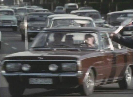 Imcdb Org 1968 Opel Commodore Gs A In Quot Das S 252 Ndige Bett