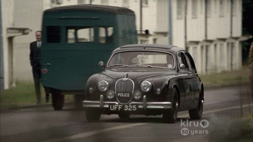 1959 Jaguar Mk.I modified with 3.8 engine