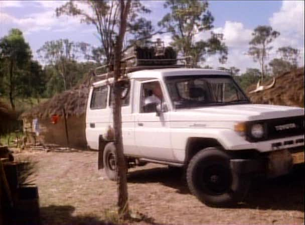 1985 Toyota Land Cruiser [J70]
