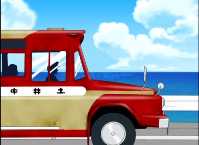 """IMCDb.org: Isuzu BXD 30 'Bonnet Bus' In """"Keroro Gunsô"""