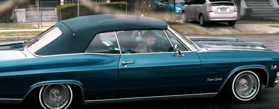 1965 Chevrolet Impala Super Sport Convertible In Young