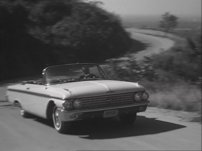 1962 Ford Galaxie 500 Sunliner Convertible [76A]
