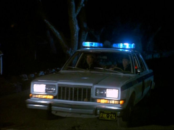 Imcdb Org 1981 Dodge Diplomat In Quot Murder She Wrote 1984