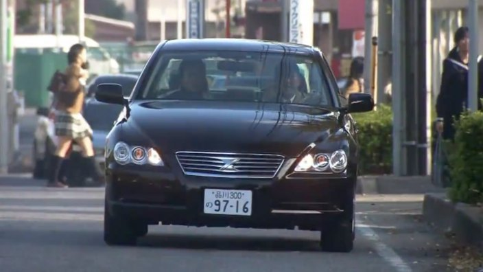 Toyota Mark X [X120]