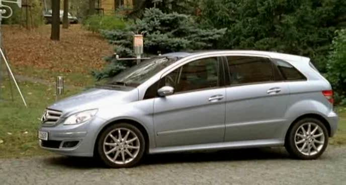 2005 mercedes benz b klasse w245 in tornado. Black Bedroom Furniture Sets. Home Design Ideas