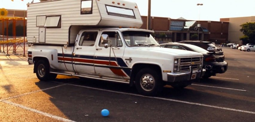 1985 Chevrolet C-30 Silverado Crew Cab Fleetside Big Dooley