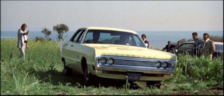 1970 Plymouth Fury I