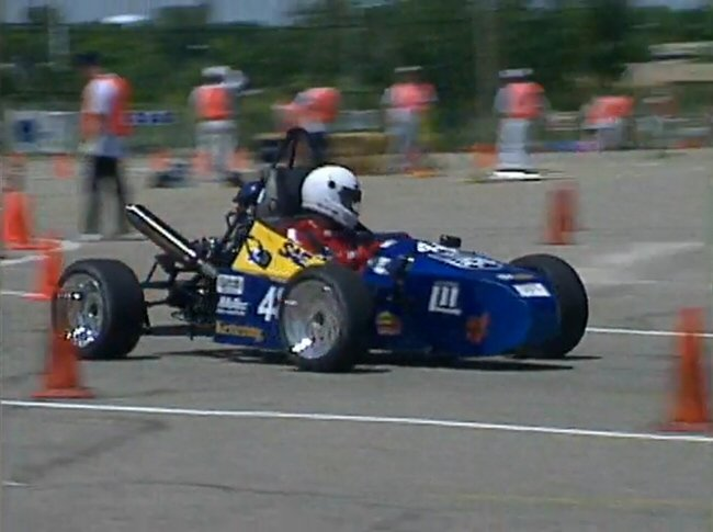 Custom Made Formula SAE Kettering University