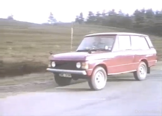1974 Land-Rover Range Rover Series I