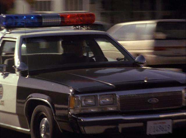 IMCDborg 1991 Ford LTD Crown Victoria in Midnight Run for Your