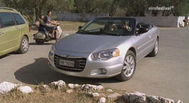 2004 Chrysler Sebring Cabrio [JR]