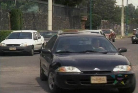 Imcdb Org  2001 Ford Fiesta Ikon In  U0026quot Complot U0026quot
