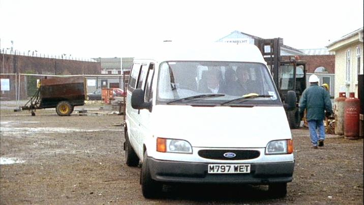 1995 ford transit 150 lwb mkiii in auf wiedersehen pet 1983 2004. Black Bedroom Furniture Sets. Home Design Ideas