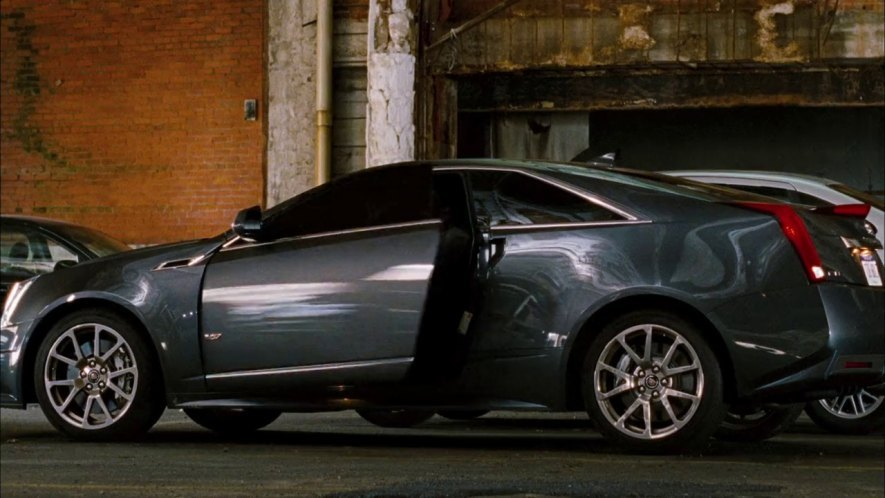 "Used Cadillac Cts-V >> IMCDb.org: 2010 Cadillac CTS-V Coupé in ""Alex Cross, 2012"""