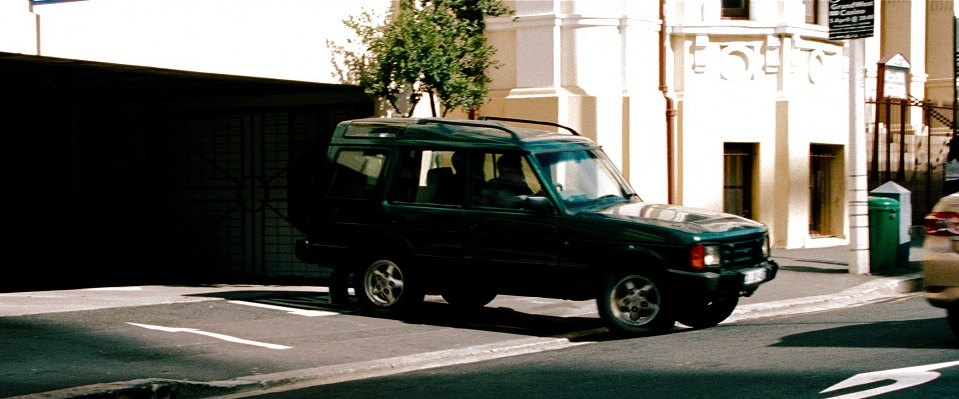 1991 Land-Rover Discovery Series I