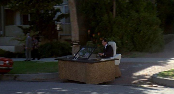 Desk Car