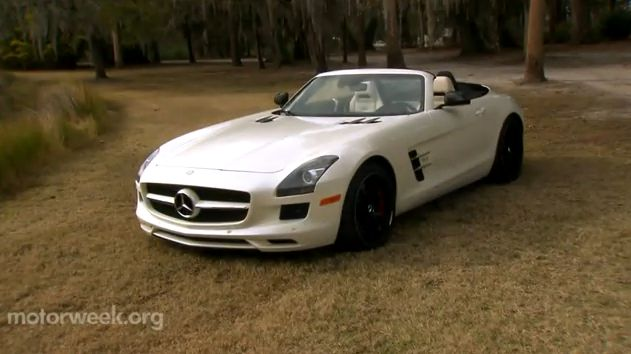 2012 Mercedes-Benz SLS AMG Roadster [R197]
