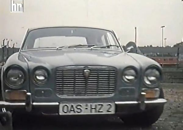 1969 Jaguar XJ6 [Series I]